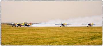 6 x Hawks of Romania
